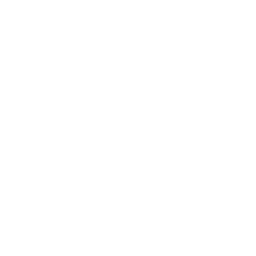 電話アイコン 白
